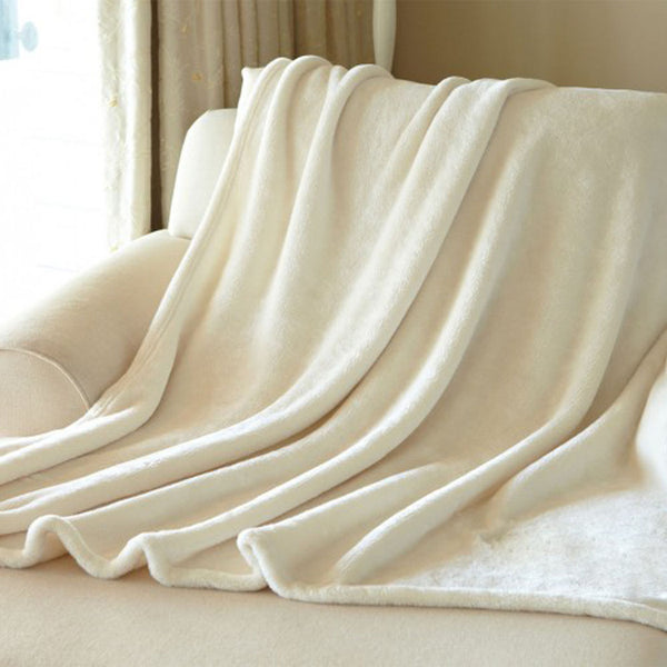 Plushera™ Throw Blankets|7 Colors|Decorating Option