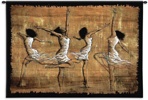 Rejoice Wall Tapestry by Monica Stewart©