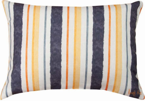 Blueberries Among Us Indoor Rectangle Pillow by Kristy Rice©