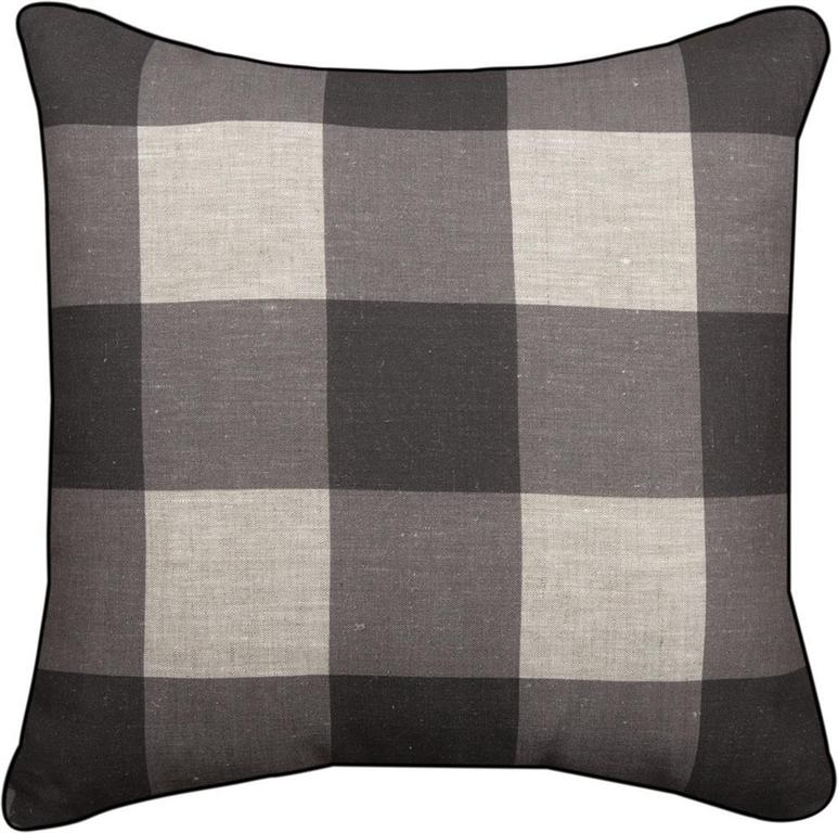 Buffalo Check Please Linen Indoor Pillows|2 Sizes