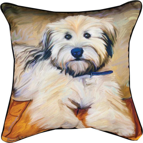 Bogie Pillow by Robert McClintock©