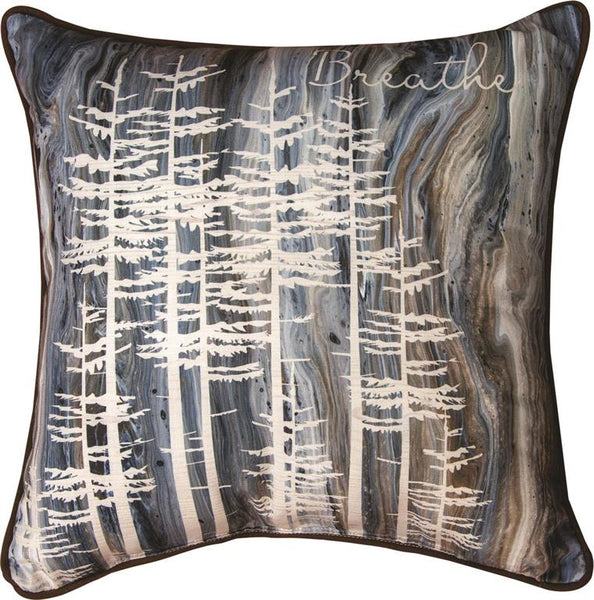 Lodge Fluidity Breathe Reversible Indoor Pillow by PDR©