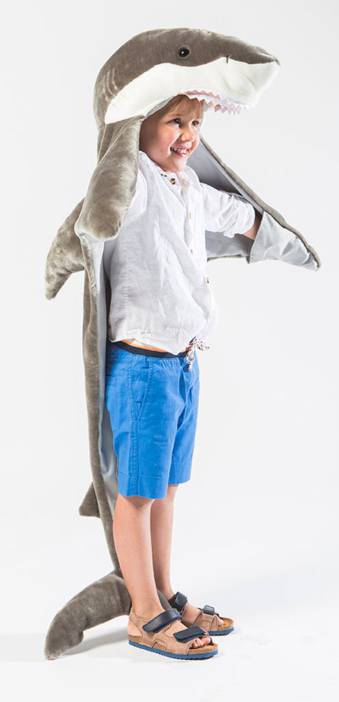 Shark Wild & Soft Animal Disguise for Kids