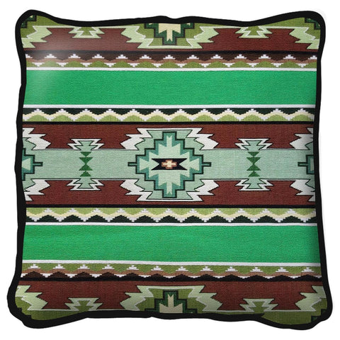 Southwest Rimrock Spring Tapestry Pillow Cover