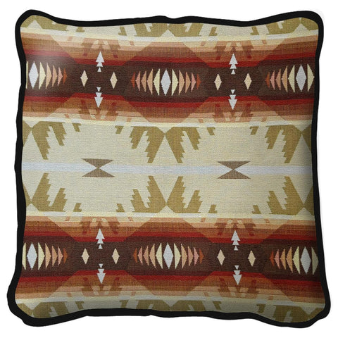 Southwest Cimarron Tapestry Pillow