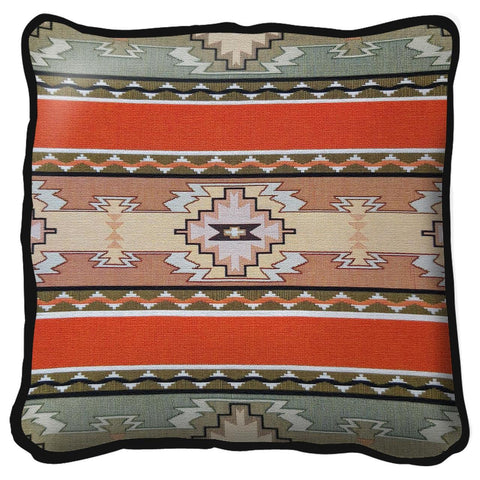 Southwest Rimrock Tapestry Pillow Cover