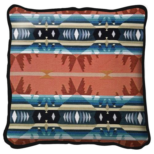 Southwest Cimarron Agate Tapestry Pillow Cover