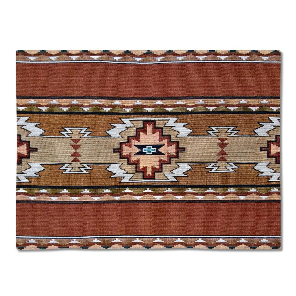 Southwest Rimrock Sandstone Tapestry Placemats - Set of 4