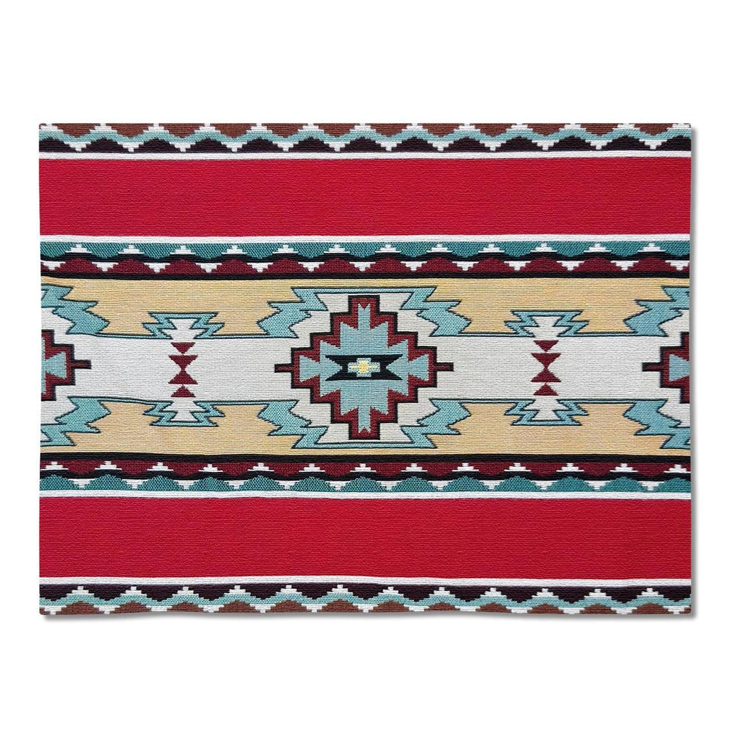 Southwest Rimrock Red Tapestry Placemats - Set of 4