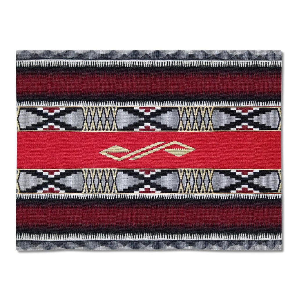 Southwest Concho Springs Red Tapestry Placemats - Set of 4