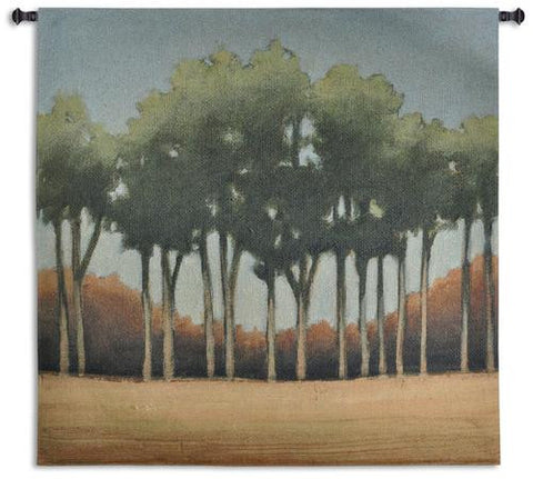 Stand of Trees Wall Tapestry -