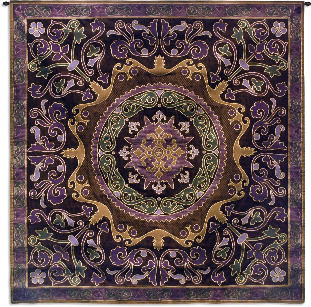 Suzani Passion Wall Tapestry by Julianna James© |2 Sizes