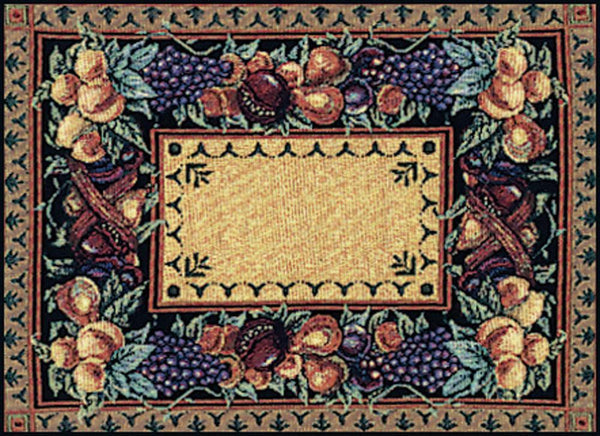 Old World Italy Tapestry Placemats - Set of 4