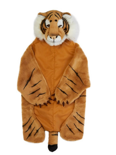 Tiger Wild & Soft Animal Disguise for Kids