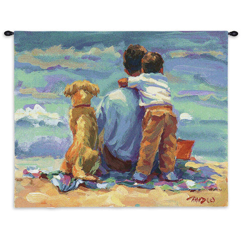 Treasured Moments Wall Tapestry by Lucelle Raad©