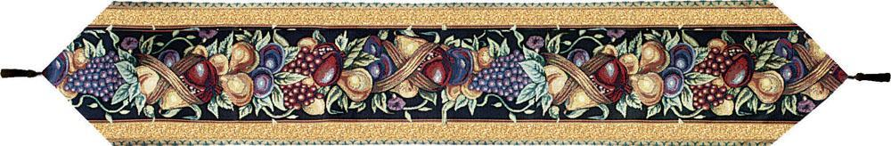 Old World Italy Tapestry Table Runner