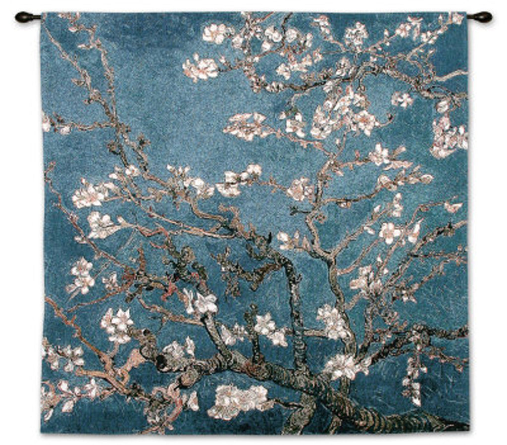 Van Gogh© Almond Blossom Wall Tapestry|2 Sizes -