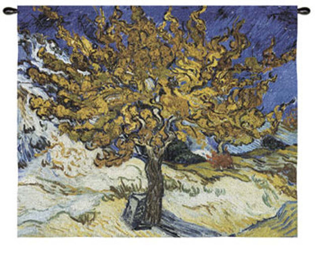 Van Gogh© Mulberry Tree Wall Tapestry -