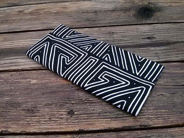 "MOLA Clutch Bag ""Abstract"" - One-of-A-Kind -   - 2"