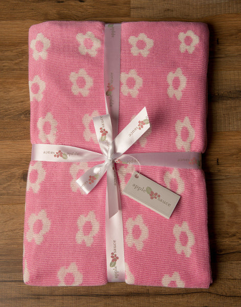 Bamboo Flower Baby Blankets|2 Colors -   - 3