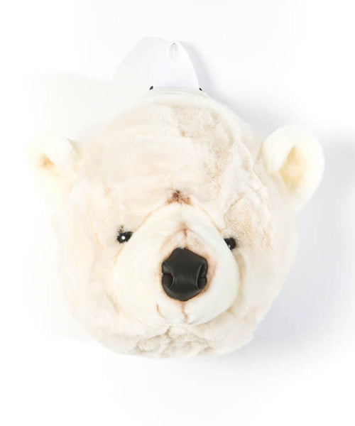 Polar Bear Wild & Soft Backpack