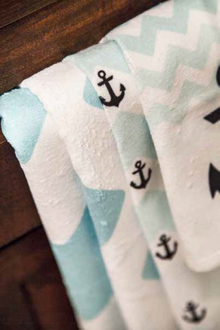 Towels Custom Printed with Your Art Design or Photo Image