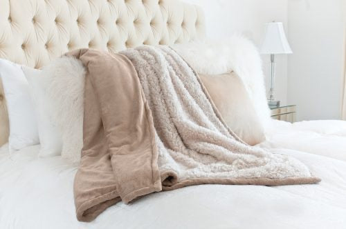 Urban Alpaca Home Throw|2 Sizes|4 Colors|Decorating Option