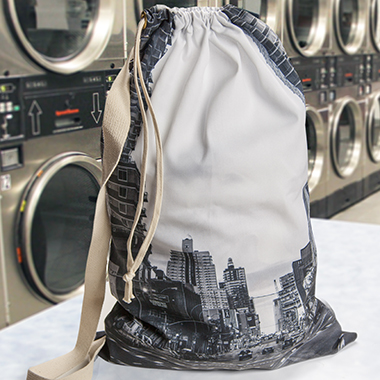 Laundry Sack - Custom Printed With Your Art
