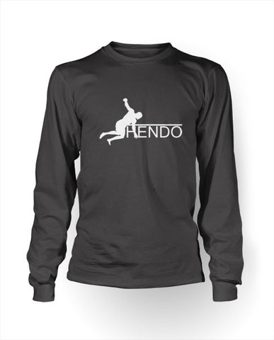 Air Hendo - Men's Long Sleeve Tee
