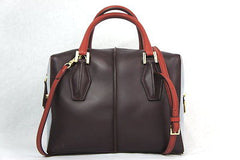Tod's Alr Bauletto Piccolo Leather Satchel