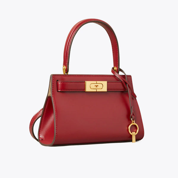 Tory Burch 56912 Lee Radziwill Petite Bag Tinto Red