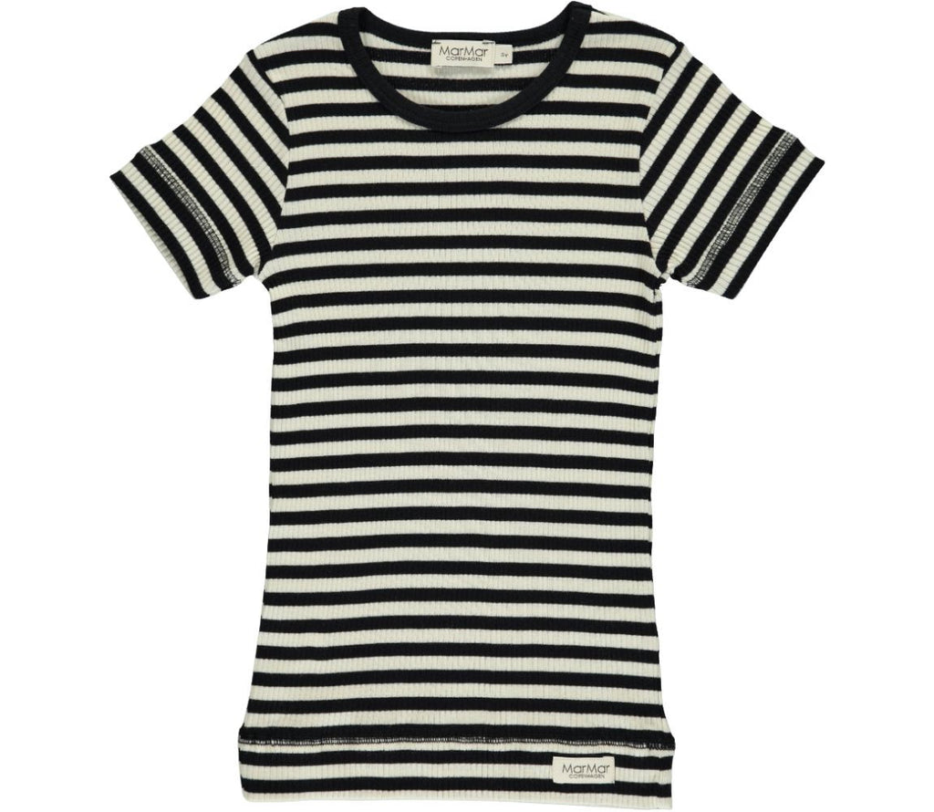 plain tee ss striped