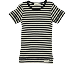 PLAIN TEE SS STRIPES