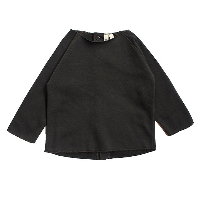 baby jumper in nearly black