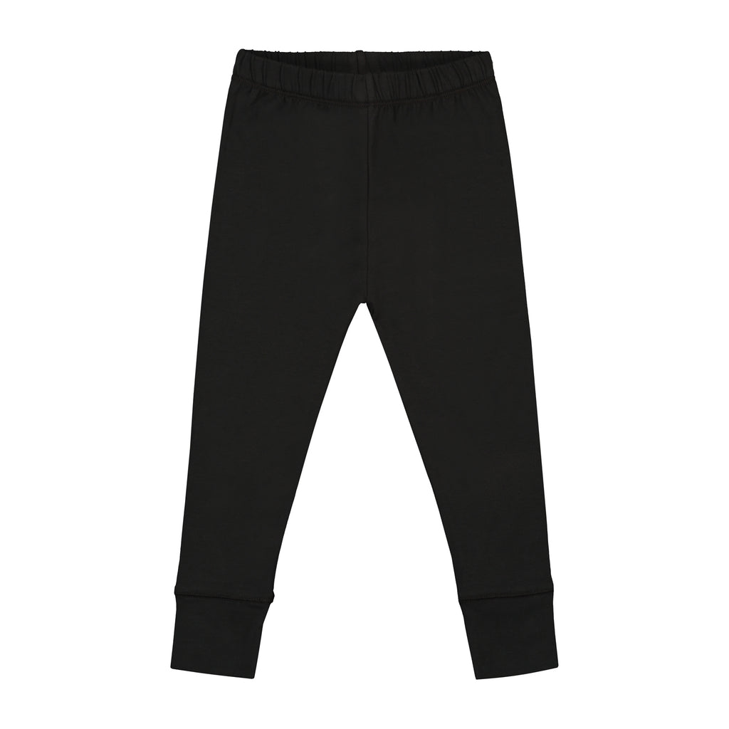 baby leggings nearly black