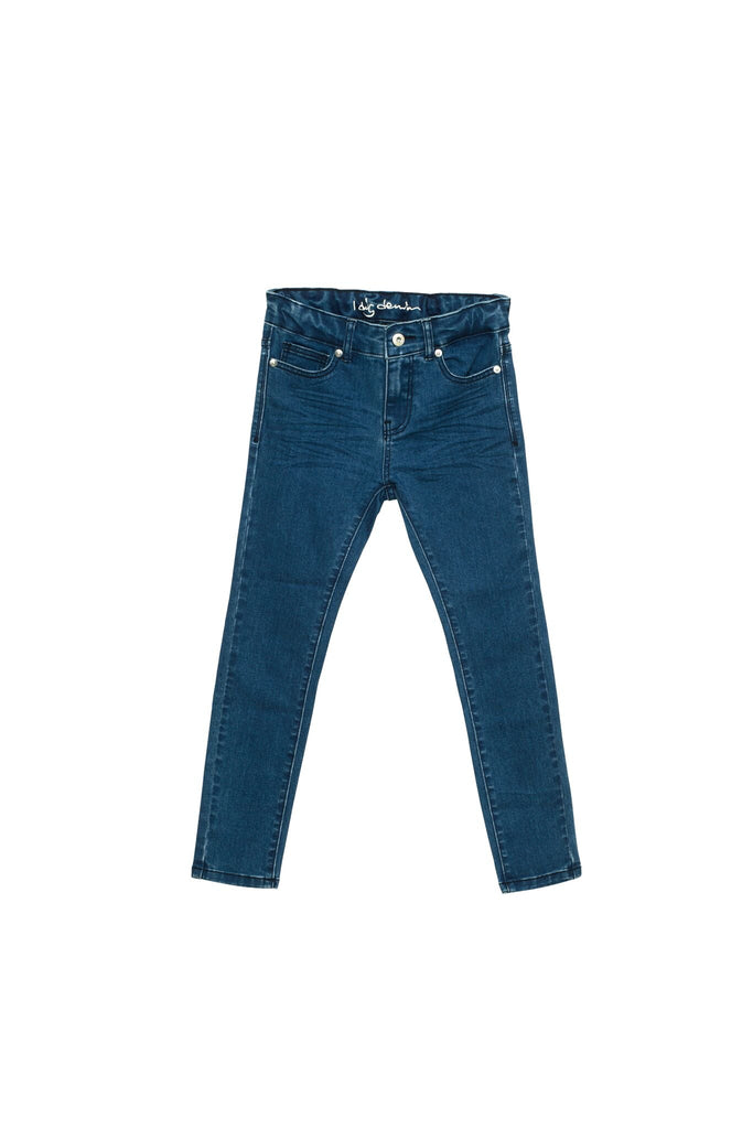 bruce slim jeans in dark blue