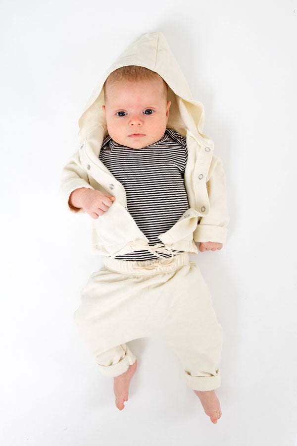 baby pant in cream