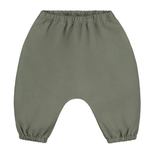 baby sarousel trousers in moss