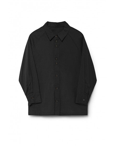 horizon shirt in black