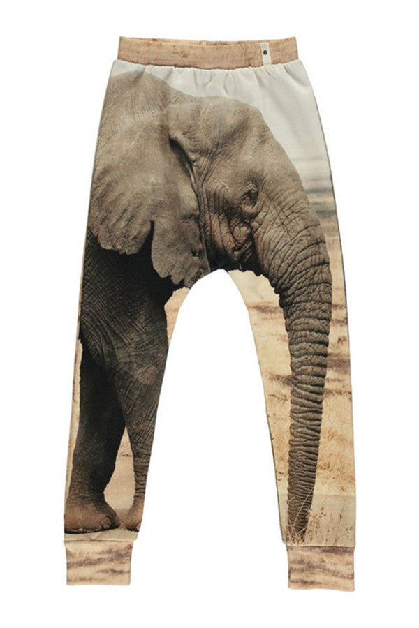 baggy leggings elephant