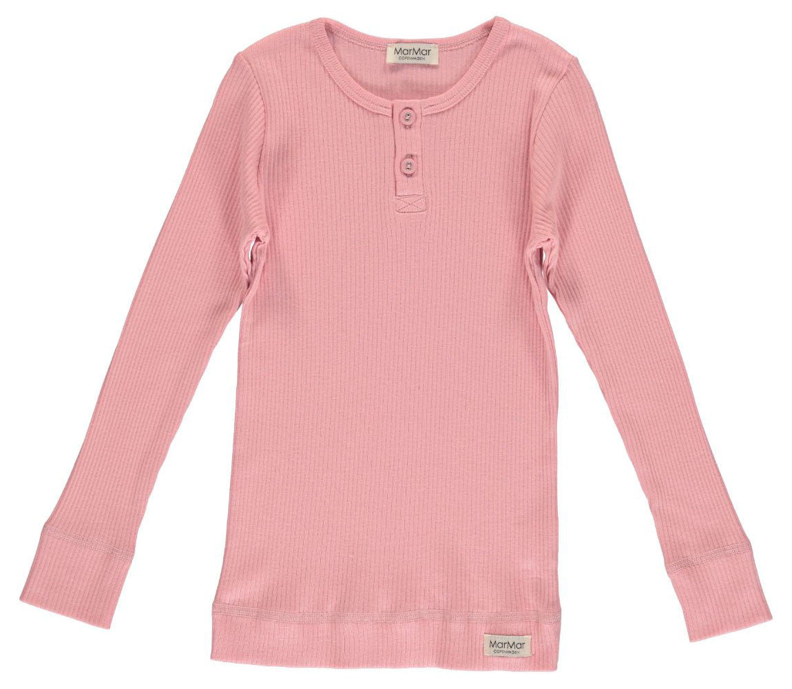 TEE LS MODAL IN BLUSH