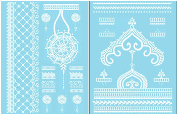 Festival Henna Duo ( 2 color options )