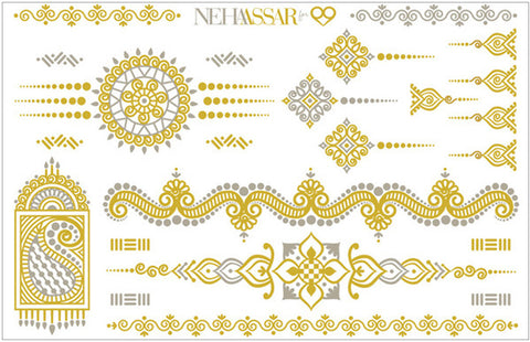 Neha Assar Henna Sheet