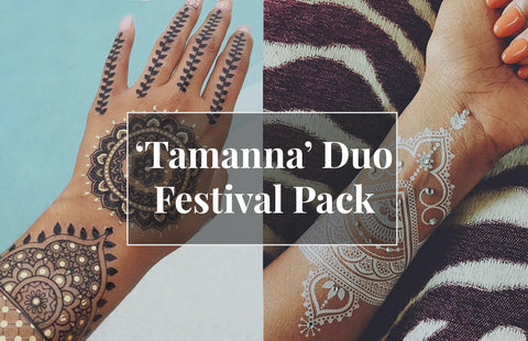 Tamanna Duo Festival Pack