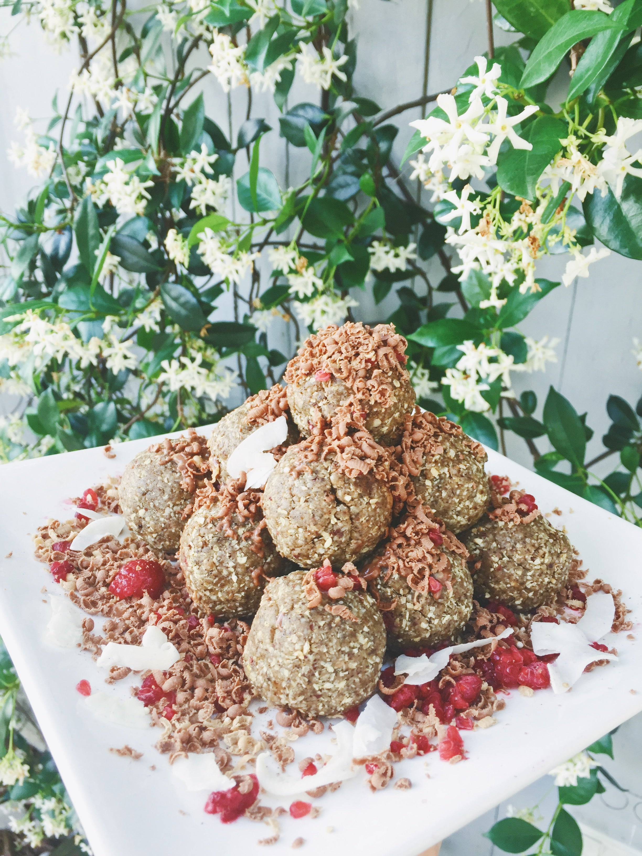Triple Choc Bliss Ball Recipe