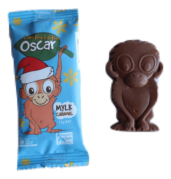Oscar Mylk Caramel Ltd Edition 15g bar
