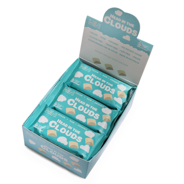 Head in the Clouds Box (15x35g bar) Whyte Vegan Chocolate