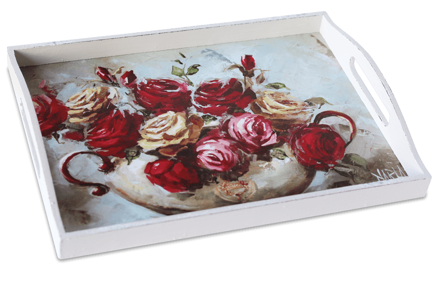 MTR14110 - Table Bouquet - Tray