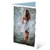 MGC15086 - In His Presence - Satin Smooth Greeting Card