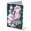 MGC16054 - Pink bunch - Satin smooth greeting card